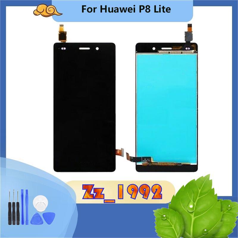 """5.0"""" Huawei P8 lite P8 Mini LCD Ekran Dokunmatik Ekran Sayısallaştırıcı Meclisi Değiştirilmesi için yüksek kalitede"""