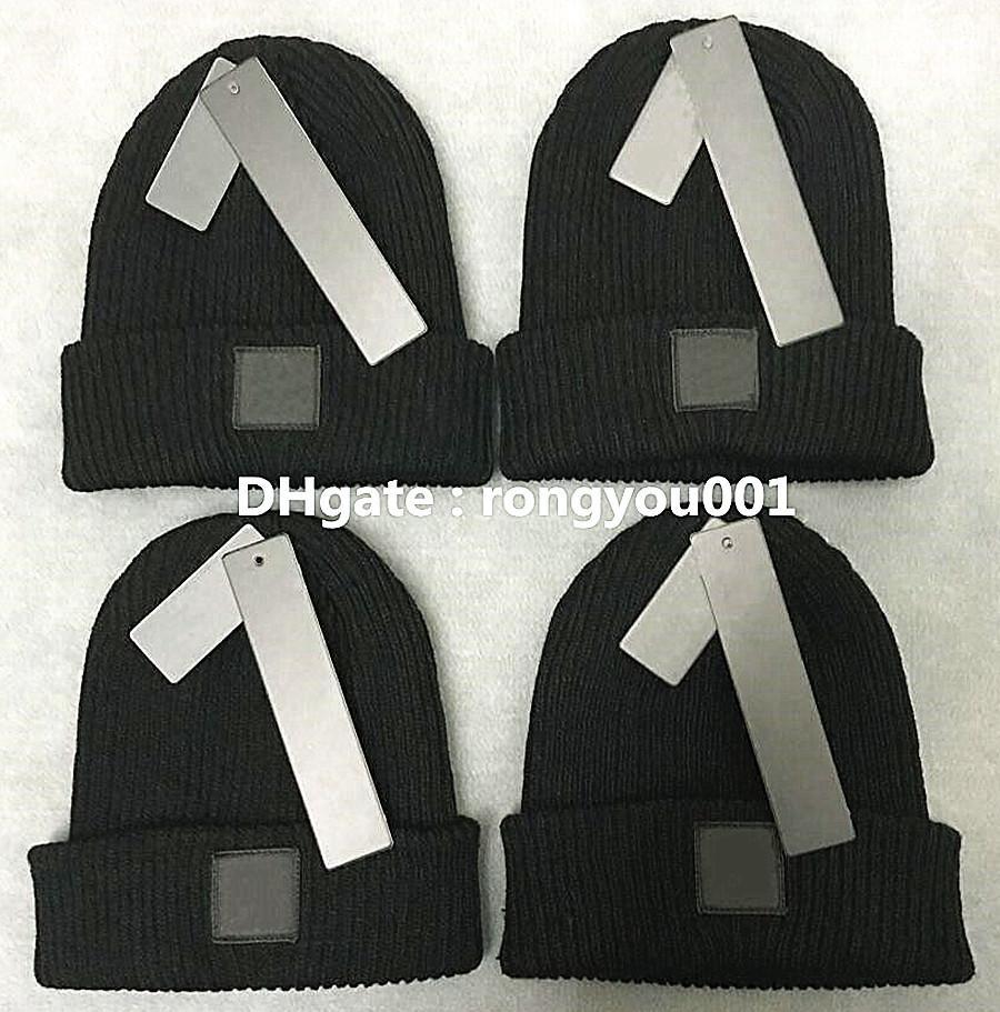 Мода унисекс весенние зимние шляпы для мужчин женщин вязаные шаповые шерстяные шапка мужчина вязание капота высочайшее качество шапочки фасоли хип-хоп гуляет теплый шап