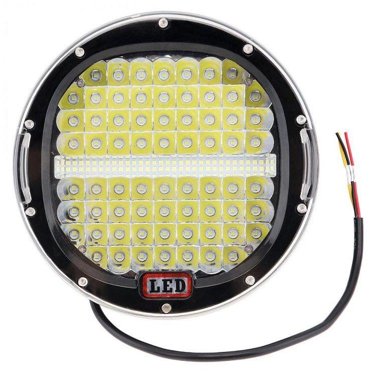 Süper Aydınlatma açılan ışın 9 İnç Offroad Çalışma LED Işık Bar 4x4 Off Road Otomobil için LED Çalışma Lambası