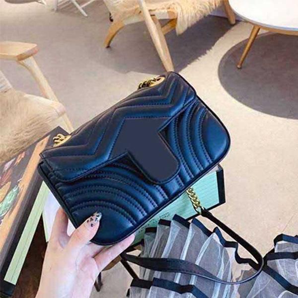 2020 mode de luxe marque concepteur dames sac à main en cuir véritable porte-monnaie classique sac à bandoulière en cuir souple main-grip haute qualité fannypack