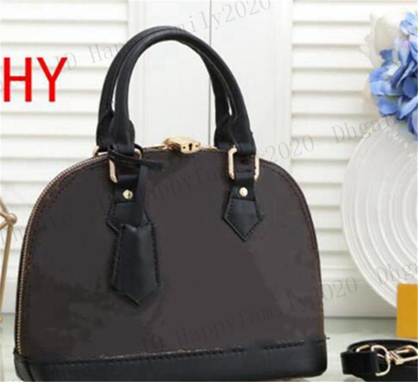 Diseñador bolso bolso de cuero de cuero Calidad de envío alto # 06 Messenger Bag gratis Mini Pochette Mini Pochette Mujeres Bolsas Hombro Crossbody Bolsas Meti KPEC
