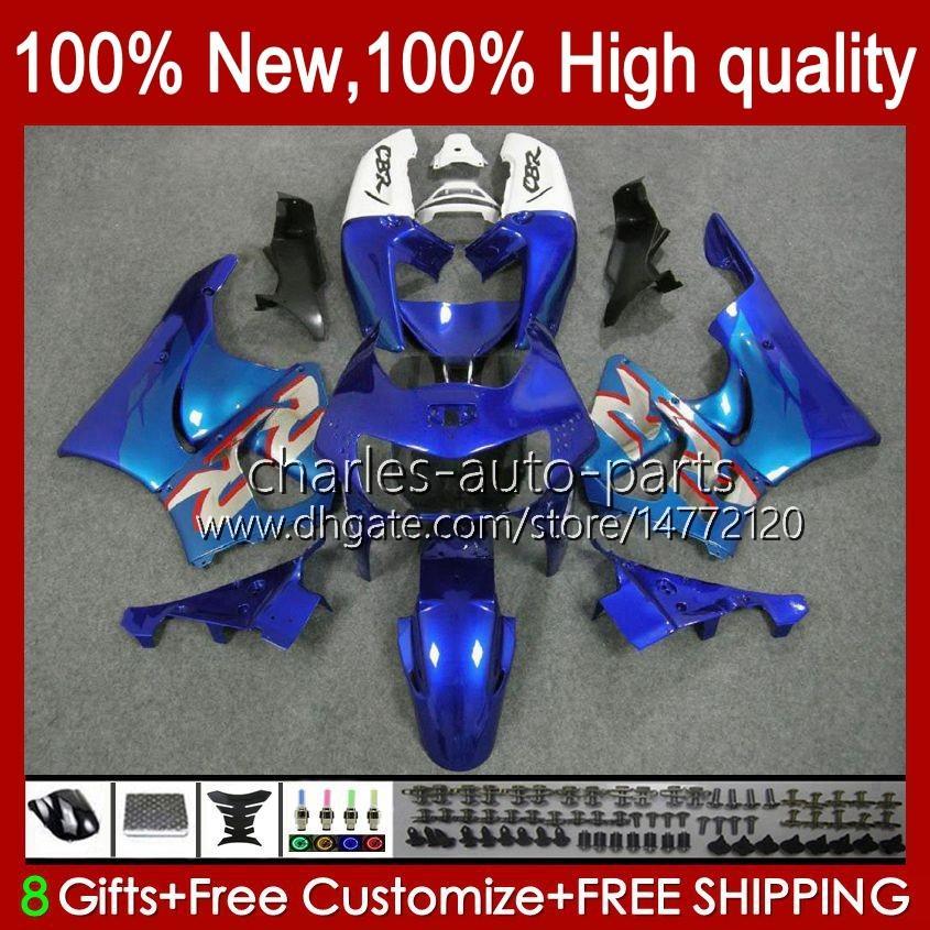 body kit per HONDA CBR919 CBR900 RR blu lucido CBR900RR CBR 919RR 900RR 919CC 93HC.31 CBR919RR 98 99 CBR 900 RR 919 CC 1998 1999 carenatura