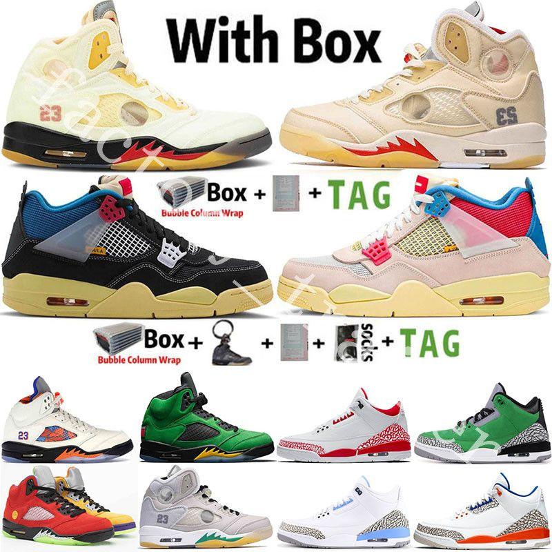 2020 Jumpman 5 5S الرجال أحذية كرة السلة النار الأحمر أعلى 3 ترافيس سكوتس للأسمنت الأبيض UNC القطة السوداء الجزيرة الخضراء 3S مصمم الاحذية أحذية رياضية