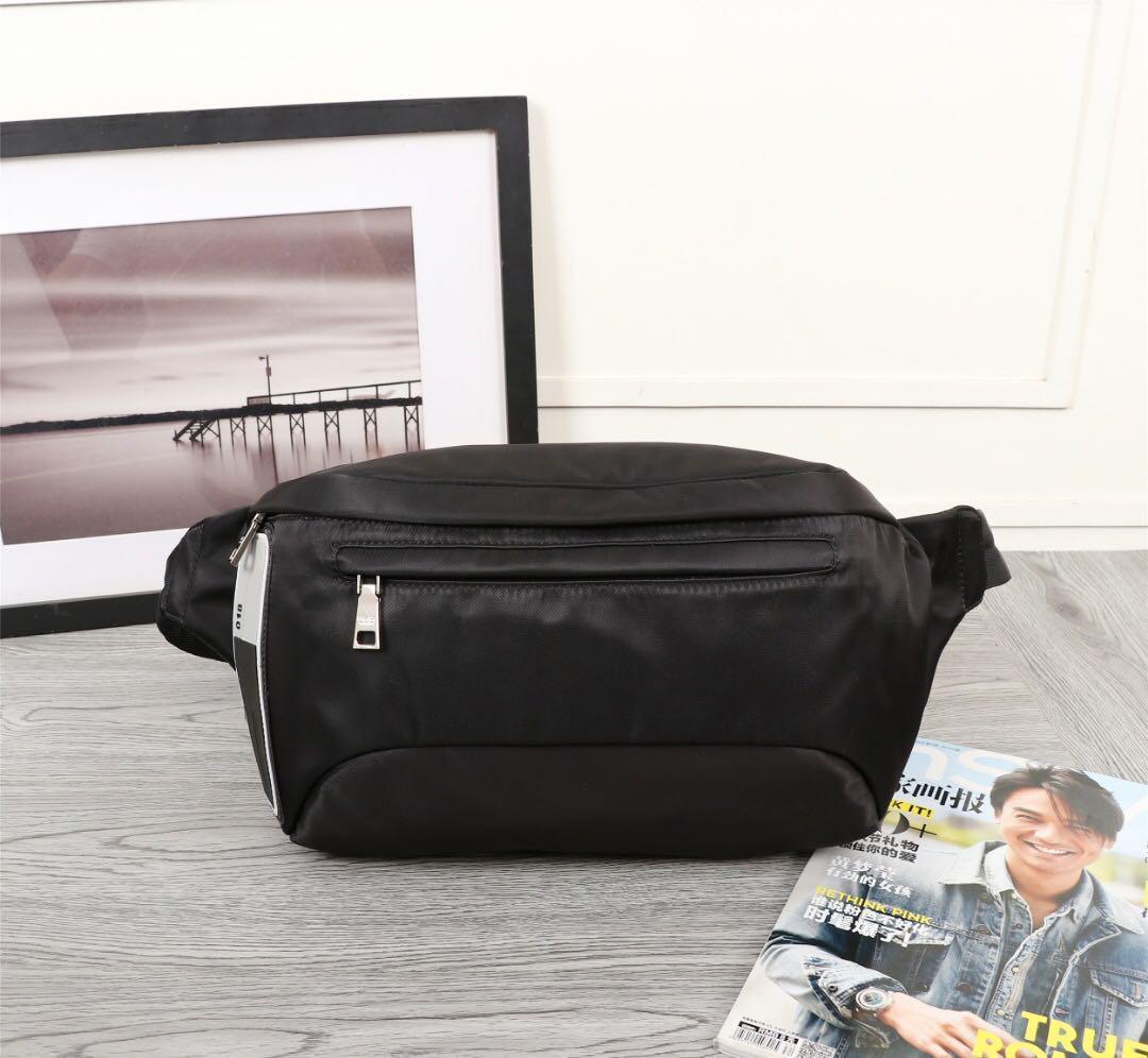 Original P cintura saco de Designer de Luxo Bolsas Bolsas Peito Bag Marca Cruz Flor cintura corpo sacos de lona bolsa de sacos de ombro shiping livre