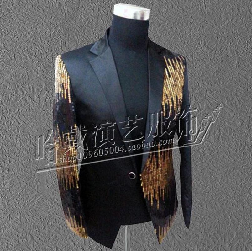 Мужские костюмы Blazers S-5XL мужские певец красные черные синие фиолетовые блестки костюма куртка Camisa Masculina формальное платье хоста костюмы
