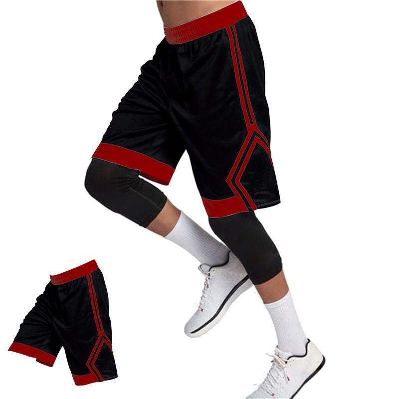 Sommer 2020 Neue Herren Shorts Schnelltrocknung Atmungsaktiv Athlet Basketball Sporthosen Outdoor Jogging Fitness Shorts
