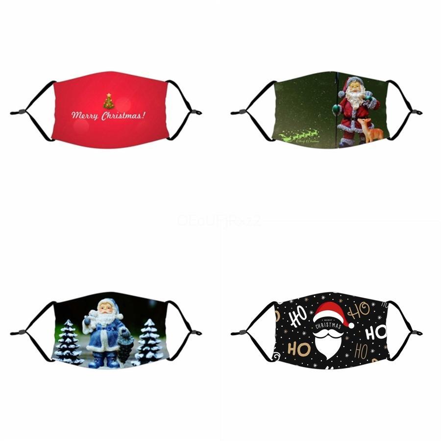 Masken-Schädel-Flagge Digital Printing Gesichtsmaske Unisex staubdichte waschbare Masken Earhook # 602