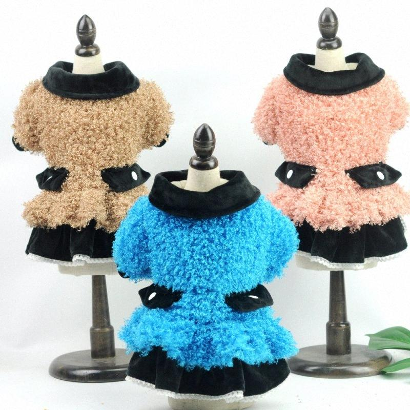 Small Dog Clothes Winter Puppy Clothing Cat Doggy Chihuahua Yorkshire Maltese Dog Coat Jacket Poodle Bichon Pet Outfit Dropship a9FL#