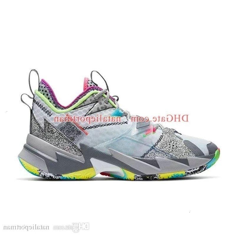 ZER0.3 Unite Why Not Pf Zer0 Noise le scarpe Famiglia Heartbeat Russell Westbrook Mens Basketball 3s Iii Cd3002-001-100-102 Cd3003-001 L4 00cj