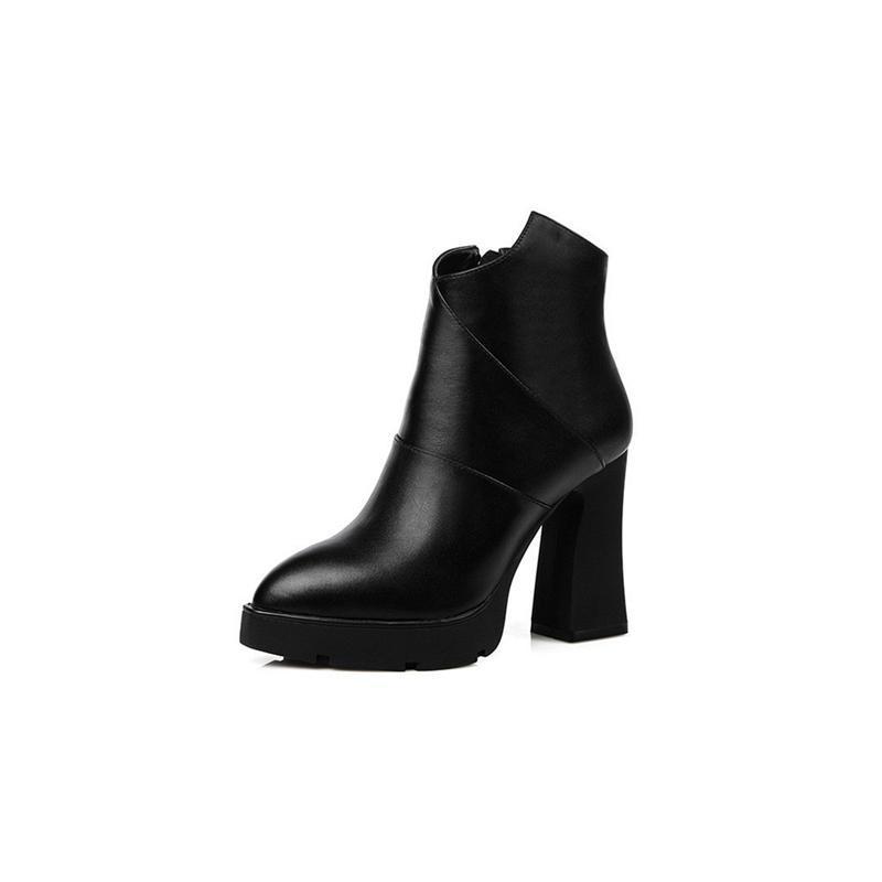 2020 Couro Inverno Botas Mulheres placa modelo Lady bota alta Mulheres Inverno Botas Luxo Sapatos Designers