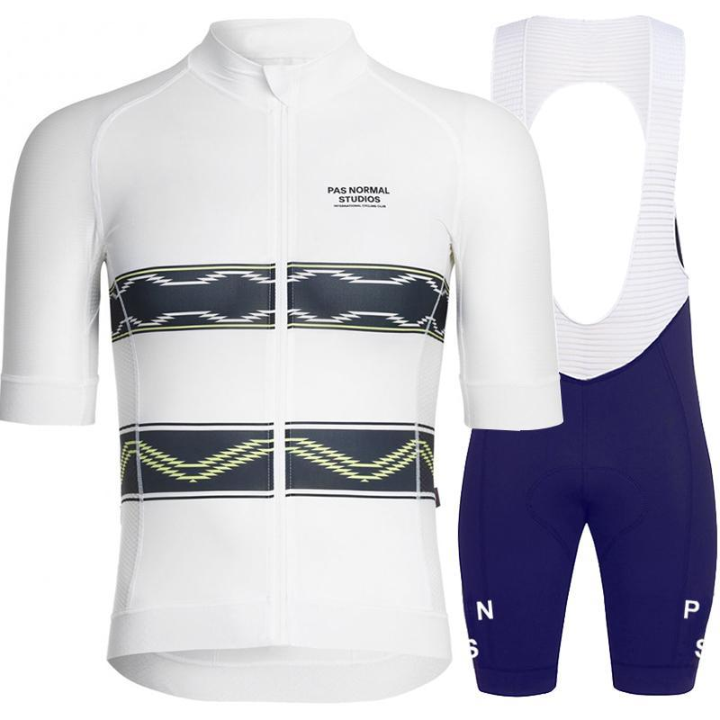 equipe Dinamarca 2020 de alta qualidade manga curta jersey MTB kit cycling jersey Ciclismo roupas para PAS
