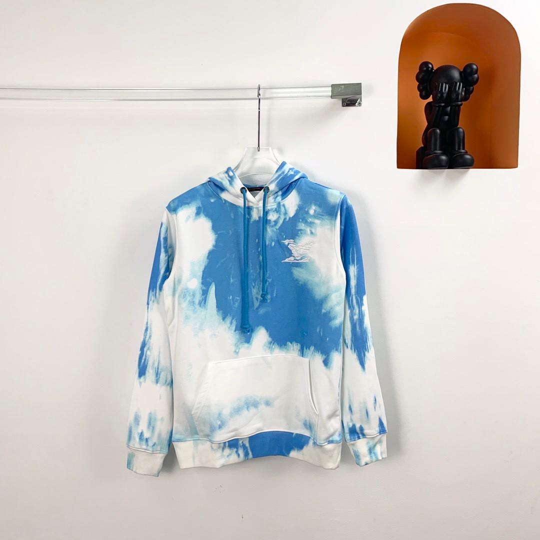 2020ss primavera y el nuevo algodón de alto grado del verano impresión de manga corta ronda panel de cuello de la camiseta Tamaño: M-L-XL-XXL-XXXL Color: negro blanco x1