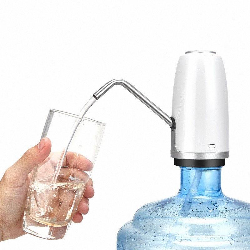 Pompe pour eau Bole sans fil portable rechargeable électrique Distributeur d'eau potable automatique Pompe Boles 2 couleurs Dw65 #