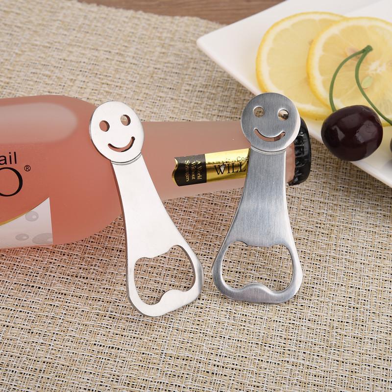 الإبداعية مبتيل الفولاذ المقاوم للصدأ الدب زجاجة الفتاحات الإبداعية بسيطة الشمبانيا الدب النبيذ المفتاح أدوات المطبخ أدوات شريط