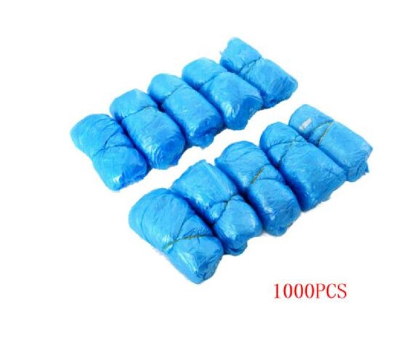 Anti Slip Waterproof Boot Covers Disposable Shoe Covers Overshoes Safety Protection from Home/Hotel/Rainy Season