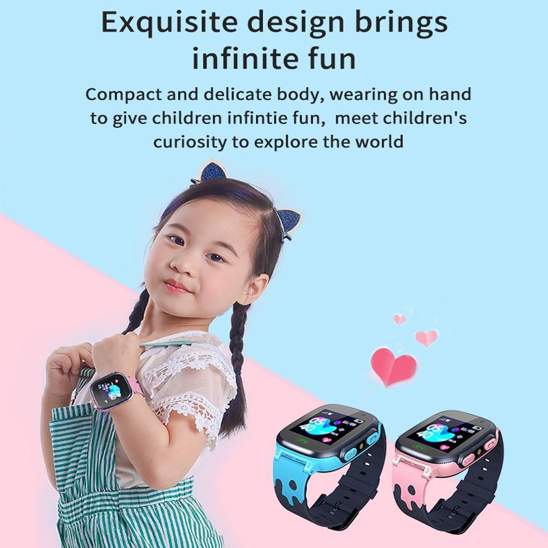 Q15 Kids Llama Kids Smart Watch LBS NIÑOS SOS ANTIL-PERTULCIONES PERTUALES A prueba de agua SmartWatch Baby 2G Reloj Ubicación Relojería Relojes