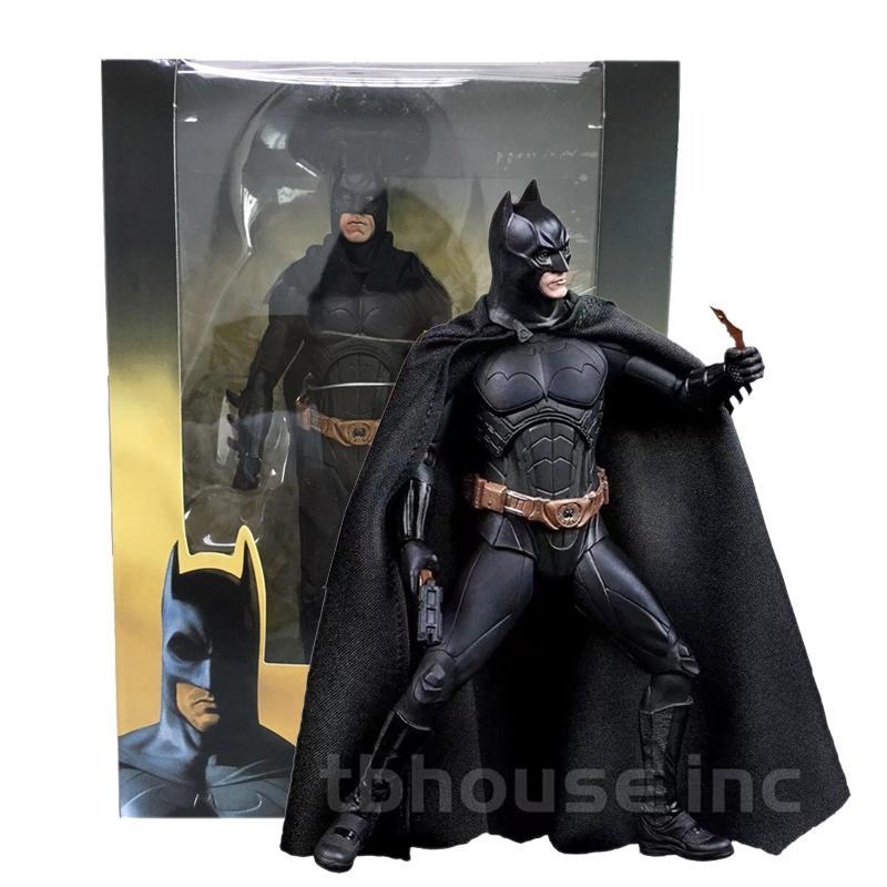 PVC بروس رجاء Waynean باتمان لعبة الشكل العمل يبدأ الدمية هدية عيد الميلاد للأطفال