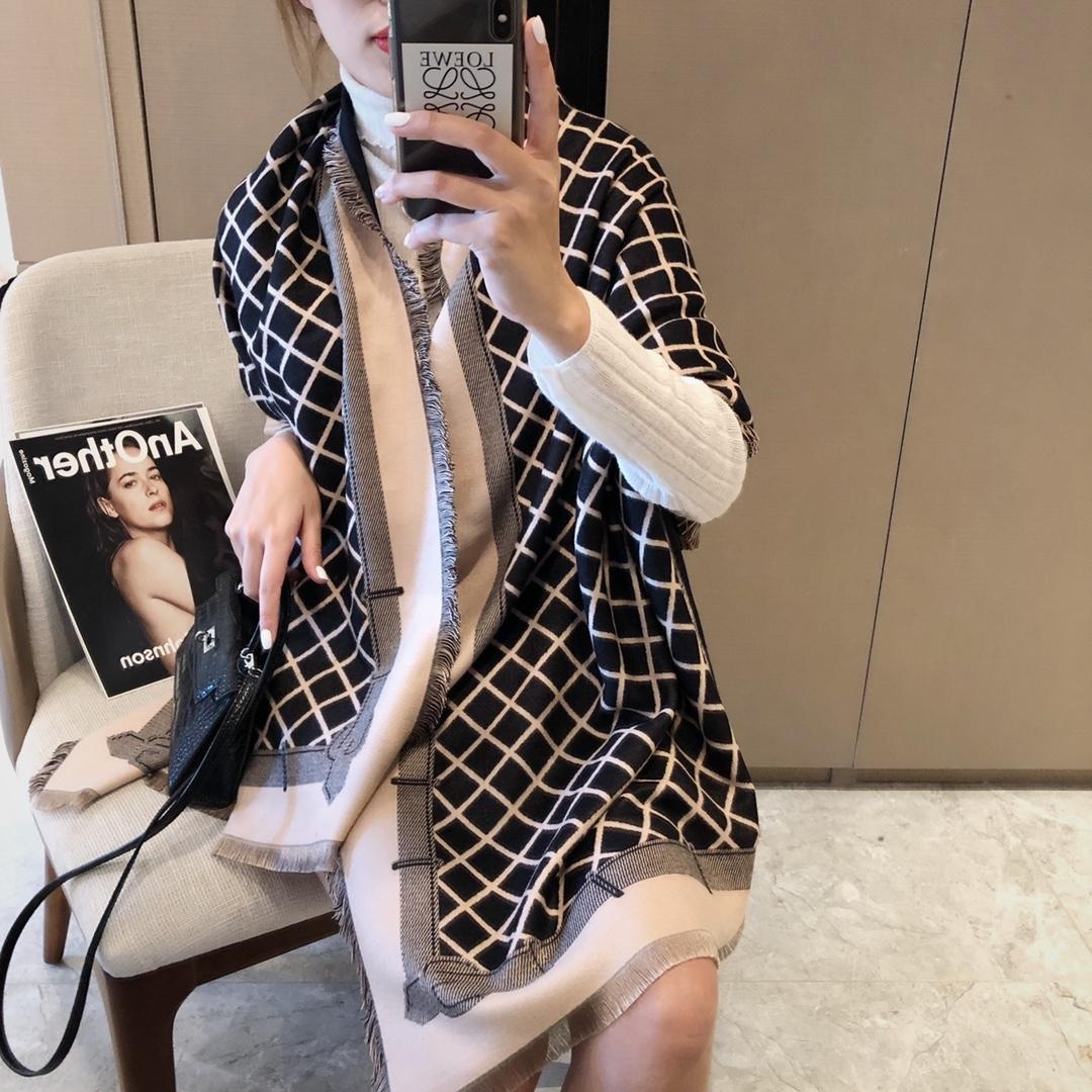 Hot sale autumn winter ladies scarf high quality fashion thick warm outdoor shawl