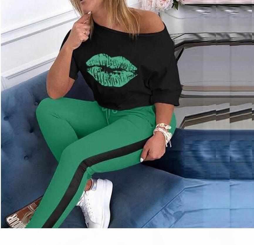 Donne vestiti Due pezzi 2 Pezzo Donna Set Donna Abiti da donna Plus Size Jogging Sport Vestito Morbido manica lunga manica lunga Tracksuit sportswear bianco