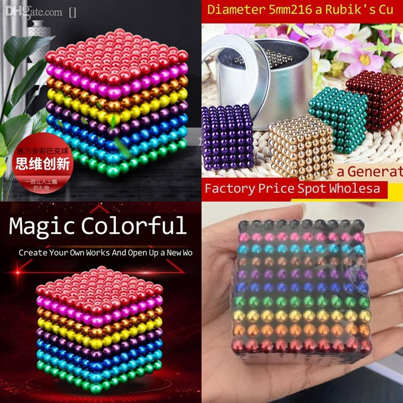 iu4ji Big Magnetic Maze Game Puzzle decompression Ball Labyrinth Brian Mind Toys Intelligence Wooden Puzzle Toys For Children Model Scarab