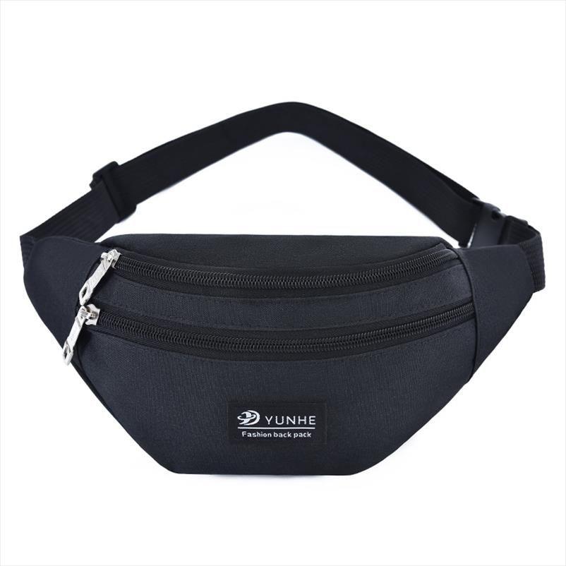 2019 Талия Bum Fanny Pack Bag Bag Travel Sports Sports Открытый Чехол Унисекс Сумка Унисекс Талия Упаковки Плечо Пакет QLCDC