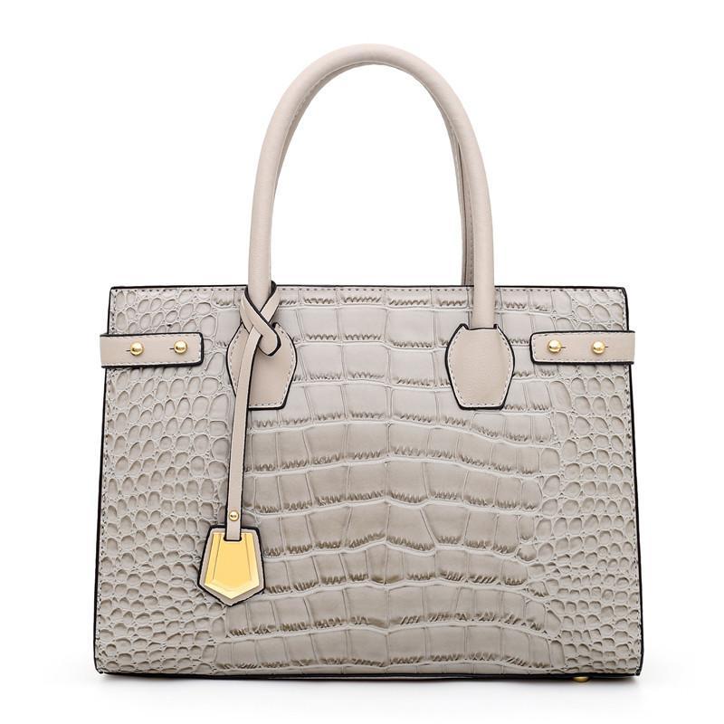 Jianuo bag di lusso tote bag borsa di marca per la donna borsa in pelle verde