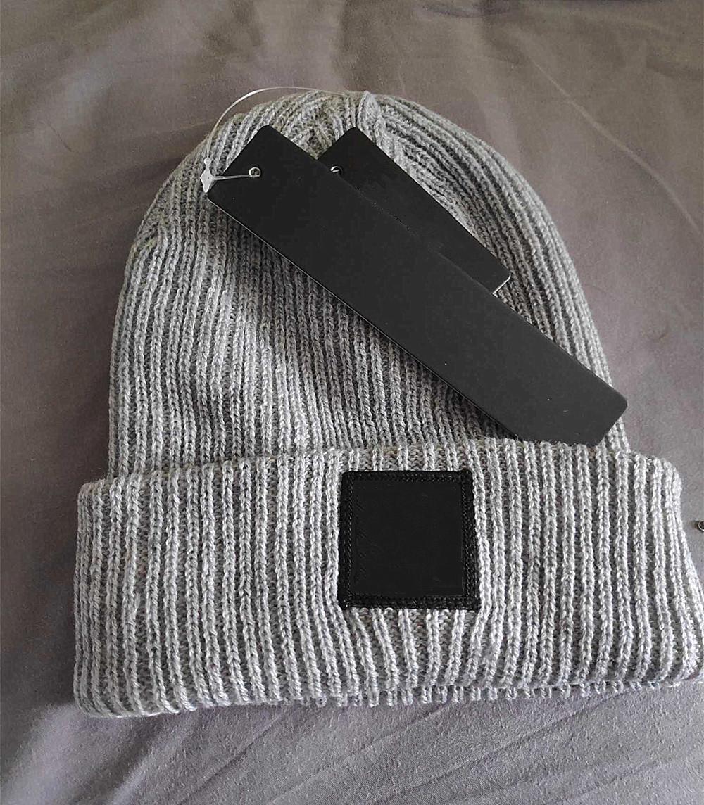 Moda Unisex Bahar Kış Şapka Erkekler kadınlar Örme Beanie Yün Şapka Man Örme Bonnet en kaliteli Beanies hiphop Gorro Kalınlaşmak Cap Isınma için