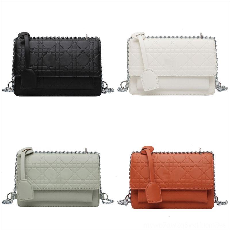 8pel7 New pink quilted quality arrival Best selling luxury Fashion luxury handbag purses high handbags ladies Designer shoulder