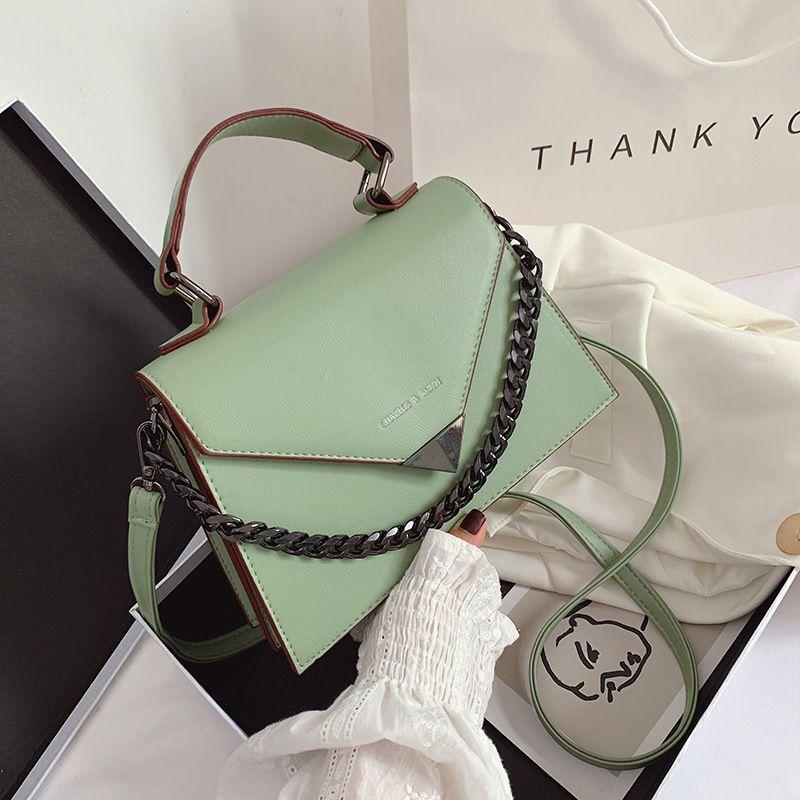 HBP messenger bag handbag handbag designer New design woman bag quality texture fashion fashion shoulder bag chain Casual