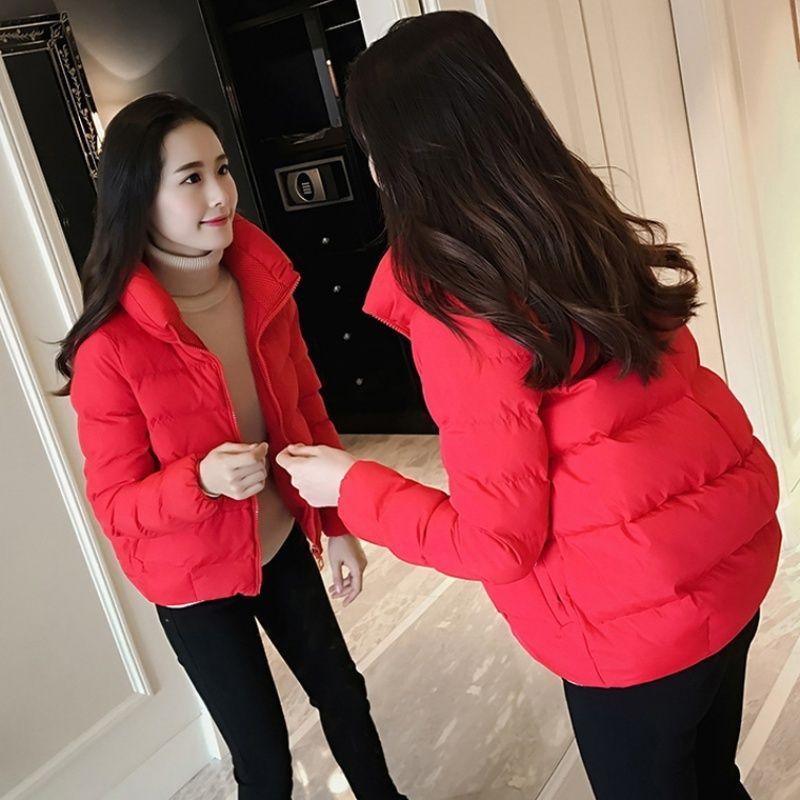 2019 Качественные Зимние Женщины Jassen Long Parka Новые Высокие рта Куртки FPKIQ
