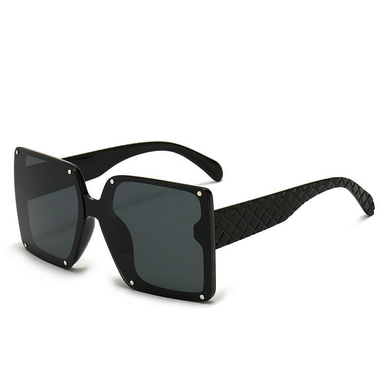 2021 جديد مصمم أزياء نظارات عالية الجودة ماركة الاستقطاب عدسة نظارات الشمس النظارات للنساء النظارات المعدنية فرام 511