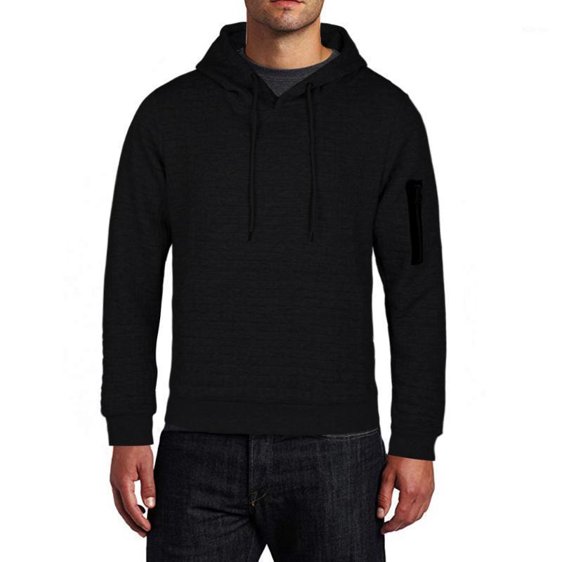 Camisola homens sólidos pullovers novo moda homens casuais camisola com capuz outono inverno quente femme roupas slim jumpers1