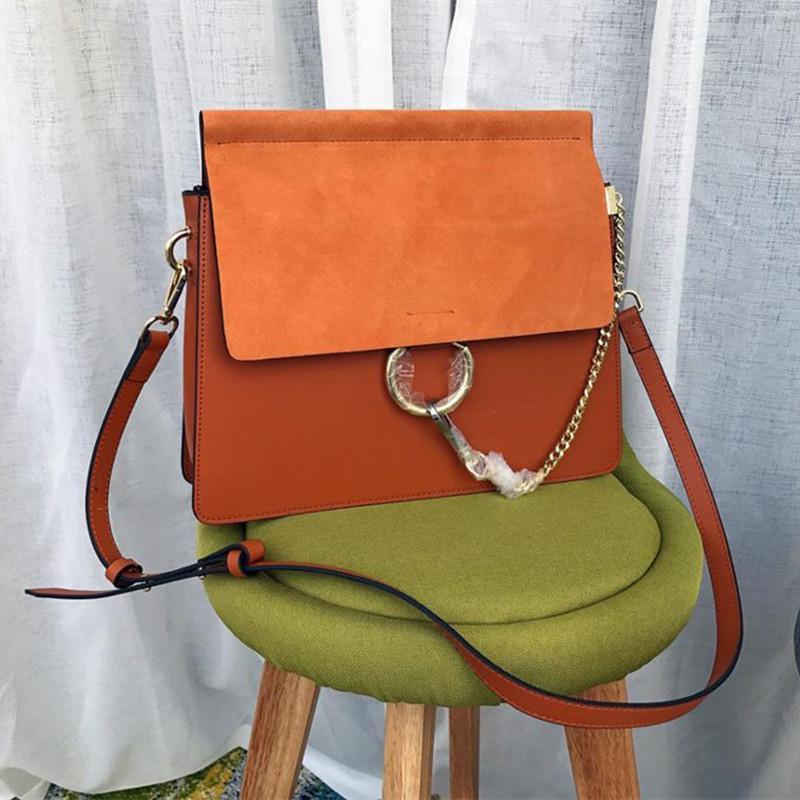 2021 Feminino Clássico Saco Luxo Crossbody Bags Grande Capacidade Marca Ombro Totes Villus Real Leather Messenger Bolsa para Feminino