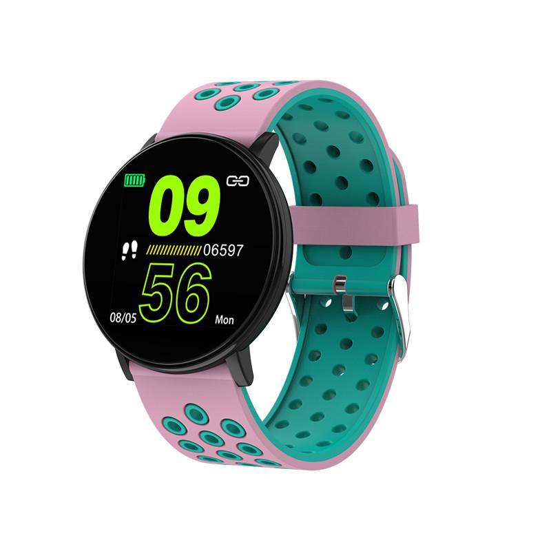 W8 smart watch Pink