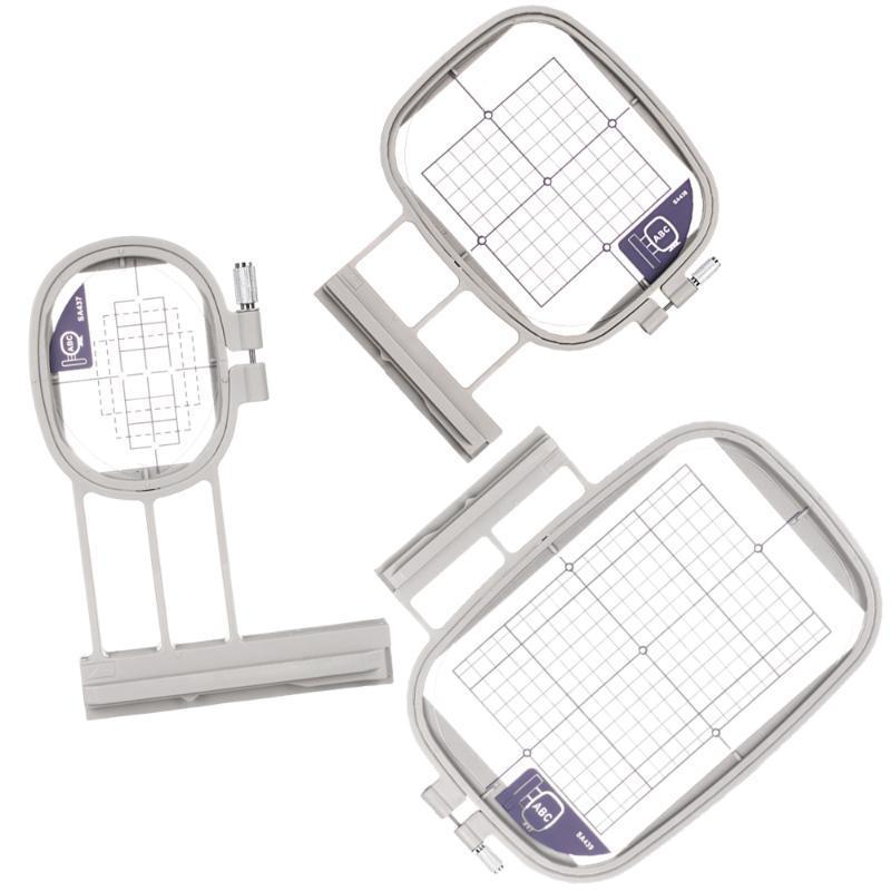 Stickrahmen für Brother Innovis 1500 2600 V3 V5 V7 XV 1 1E-6-Optionen (SA437, SA438, SA439, SA441)