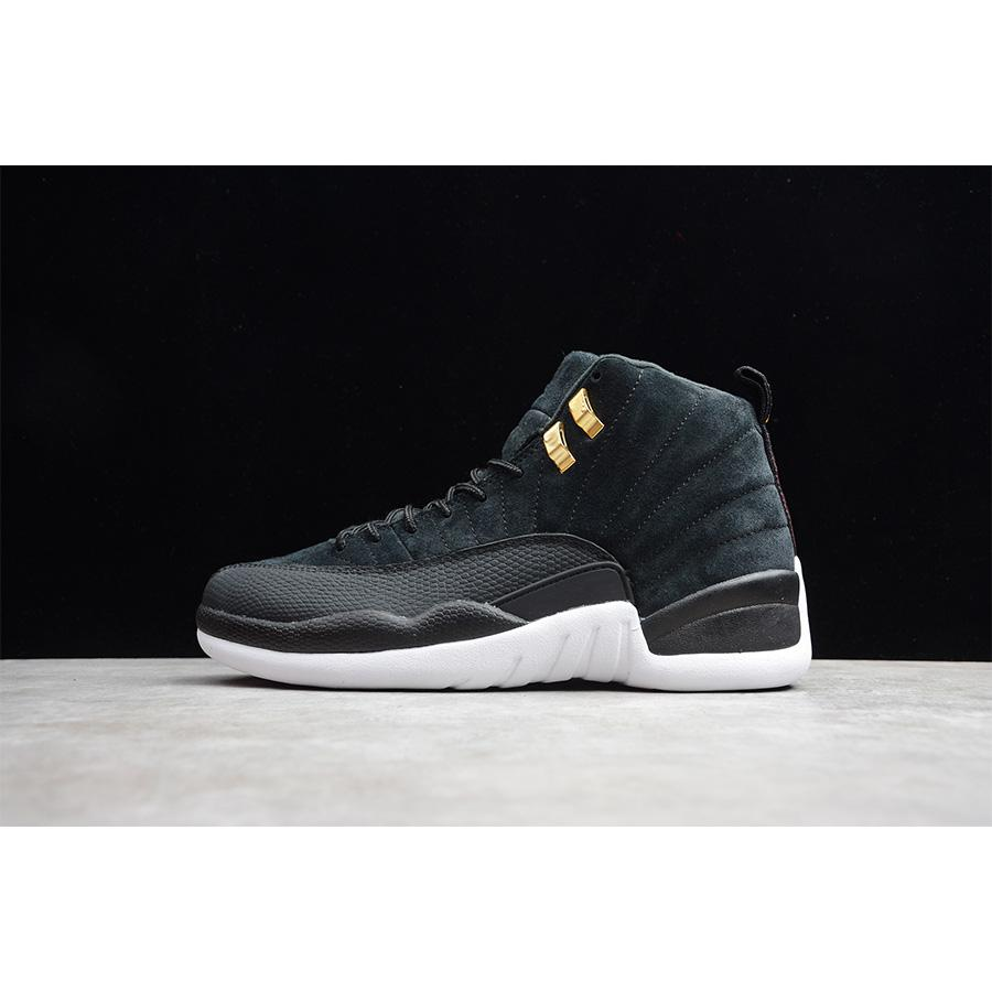 Белые темно-серые баскетбольные туфли jumpman 12 12s cny fiba 2020 черный королевский голубой обратный такси французские синие спортивные кроссовки кроссовки