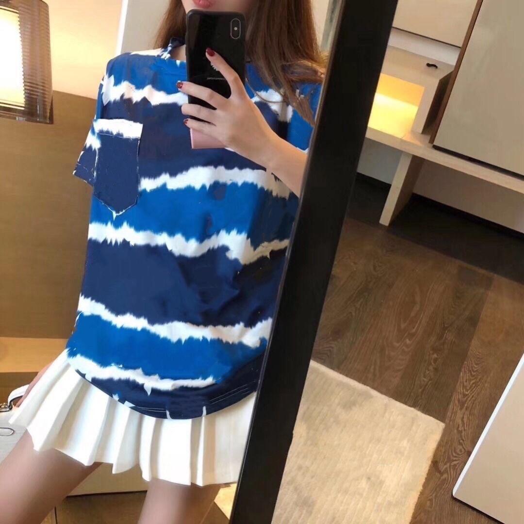 Baumwolle kurzärmelige Frauen Bottoming Hemd Neue Student Koreanische Version Lose Männer und Frauen Gleiche Stil Frauen 2020 Frühling und Sommer Net Rot