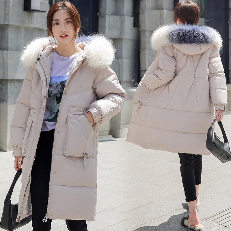 Neueste Down Baumwollmantel Weibliche 2019 Winter Baumwolle Kleidung Frauen Baumwolle Gepolsterte Parka Mantel Frauen Dicke Winterjacke 961