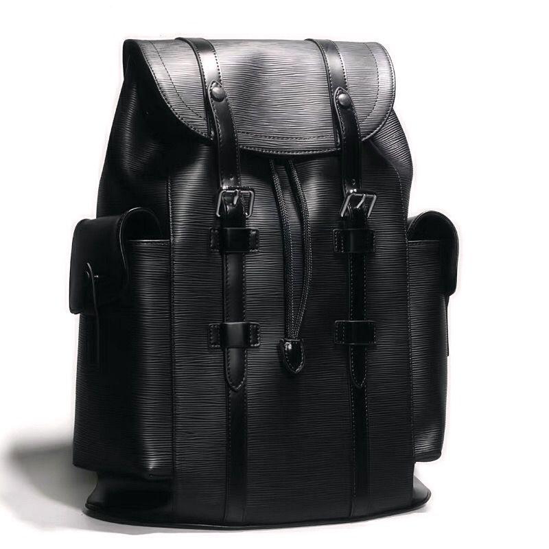 Lady mochila grande mochila mulheres homens saco back pack para saco de ombro genuíno bolsa messenger presbyópico mochilas de couro lady fashi dkit