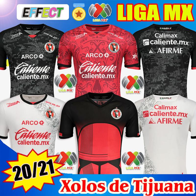 2020 2021 Xolos de Tijuana Soccer Jerseys 20 21 Día de Los Muertos طبعة خاصة جيرسي كاميسا دي فيوتول كيت كرة القدم