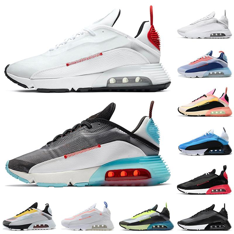 حذاء الجري Brushstroke 2090 للنساء والرجال 2090s Be True Duck Camo Anthracite USA Light Orewood للرجال أحذية رياضية خارجية