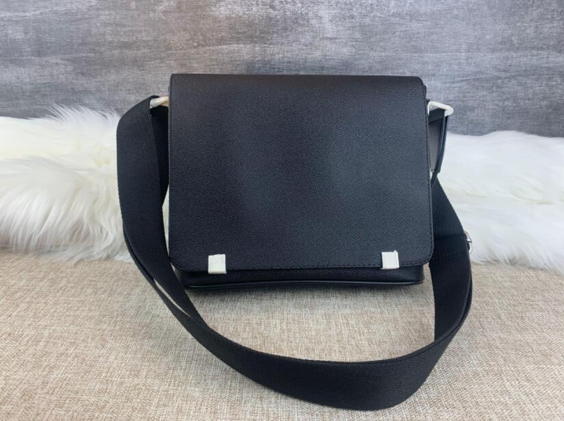 Famoso famoso clássico designer moda homens mensageiro bolsas de corpo cross bookbag