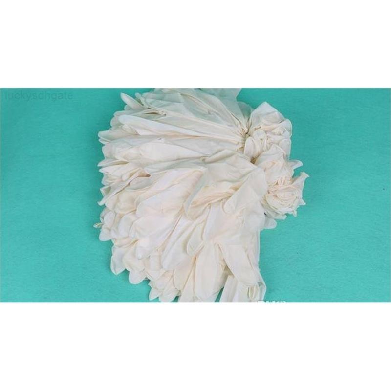 FactoryiWrxthree 2020 Verfügbare Einweg-Nitril in Latex-Größen, rutschfeste, säurebeständige Handschuhe, Grad 1, kostenloses Pulver