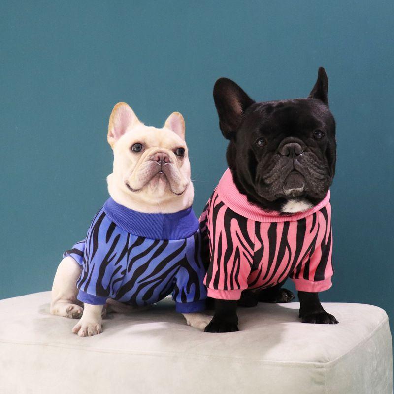 Модный дизайн Французский бульдог Одежда Осенняя собака Пальто для маленьких средних собак ROPA PARA PARRO Рождественская одежда для домашних животных костюм