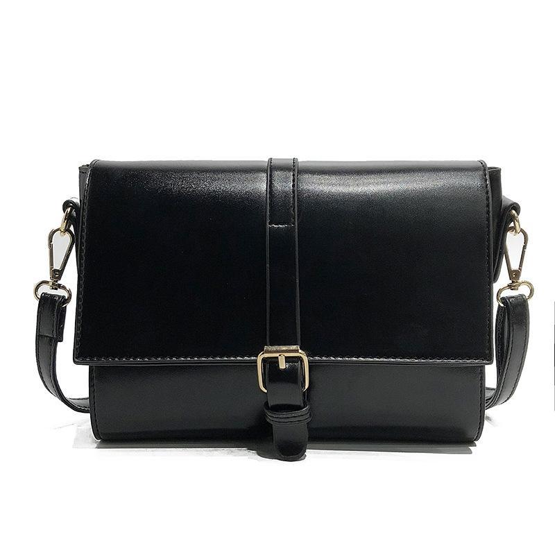 HBP Wholesale new handbags Korean version of simple retro hundred casual bag shoulder bagS small square bag diagonal bagS