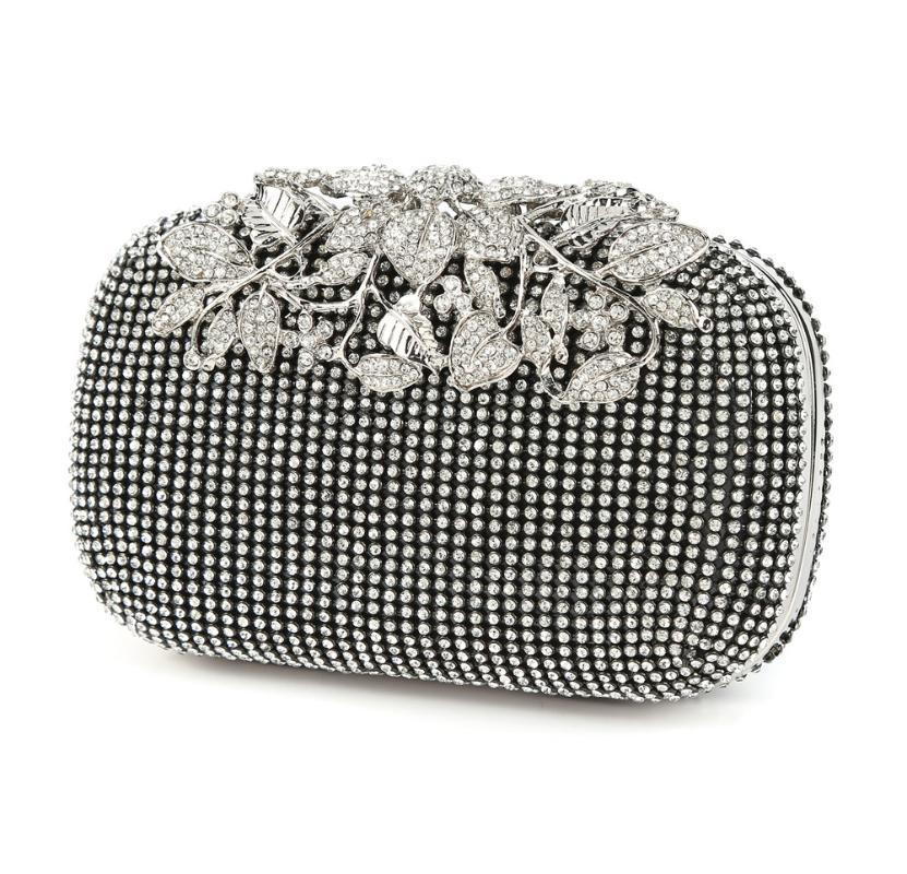 Frauen Berühmte Marken Mini-Frauen-Handtasche Damen Abendtasche für Party-Tag erfasst Geldbeutel und Handtaschen Schultertaschen