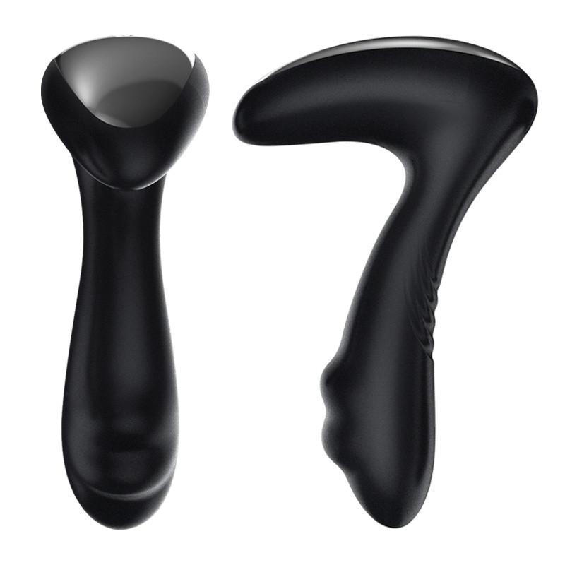 Poderosos plugues anal 9 Velocidade vibrador adulto brinquedos sexuais masturbador g Vibradores Vibradores Prostato Estimulação Massager para homens e mulheres