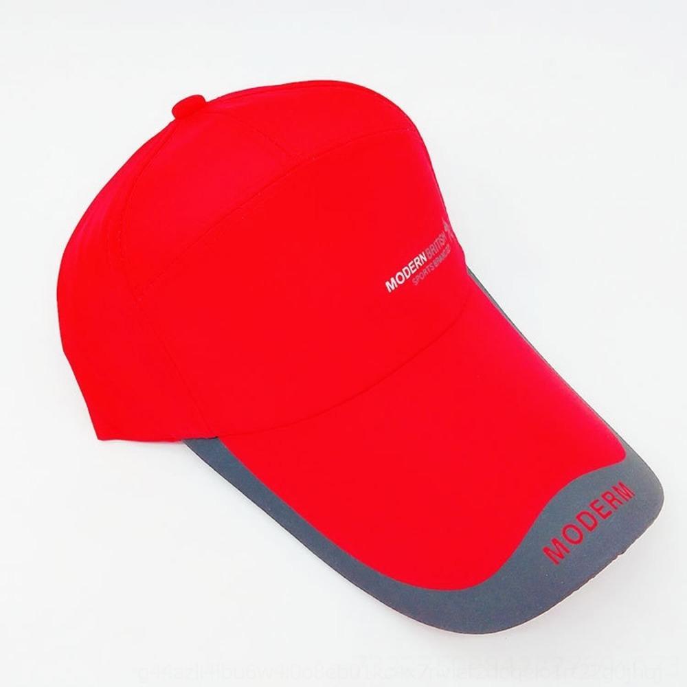KGSW breathable quality eye Brand Sun hat men's spring summer female cap fishing sports cap Top baseball cap tourism visor