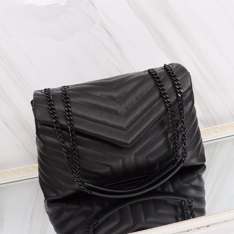 Sıcak X Crossbody 20 cm 26 cm Flap Klasik Büyük Omuz Debriyaj Zincir Şekli Çanta Çanta 31 CM Kadın Haberci Jumbo Çanta Tote Çanta Shoppin IVDW