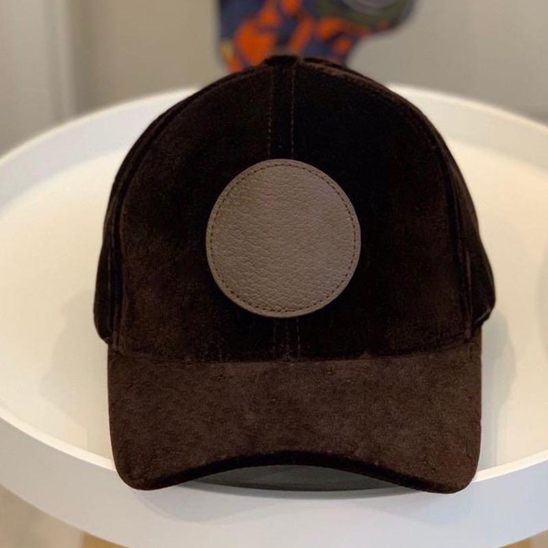 Erkek Gömme Beyzbol Kapaklar MS Kadife Beyzbol Şapkası Nakış Mektuplar Erkek Antik Yollar Geri Gençlik Moda Kap Çocuk Yok Kutusu 21010604DQ